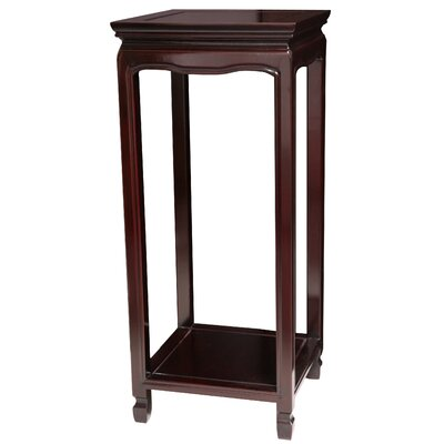 Oriental Multi-Tiered Plant Stand Finish: Dark Rosewood