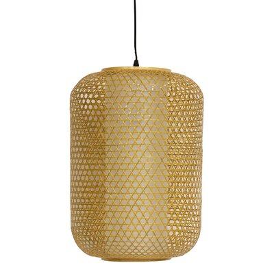 Taka Japanese 1-Light Hanging Lantern