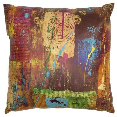 India by Gita Throw Pillow