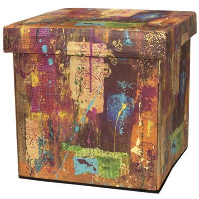 India by Gita Storage Ottoman