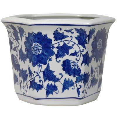 Chinese Porcelain Pot Planter BW-FLOWER-BWFL