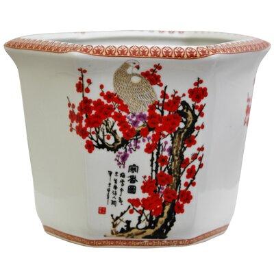 Chinese Porcelain Pot Planter BW-FLOWER-CBLOS