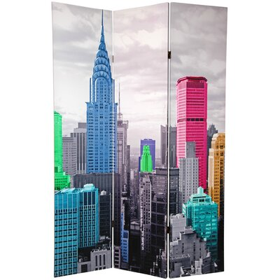 Printed Room Divider Screen | Wayfair