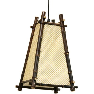 Japanese 1-Light Mini Pendant