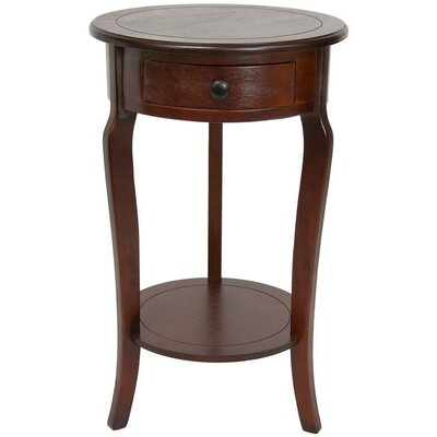 End Table Finish: Cherry