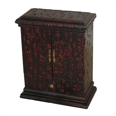 Chinese Calligraphy Multimedia Cabinet