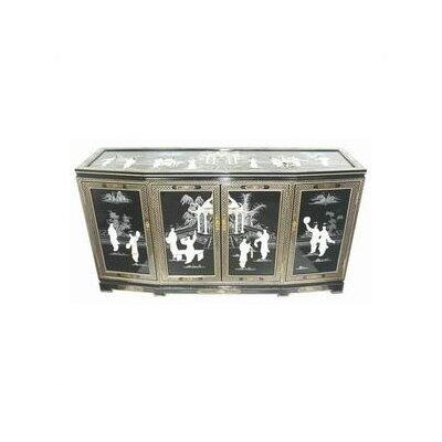 Eight Ladies Asian Sideboard