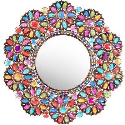 Flowers Beads Mirror BD-MIRROR1