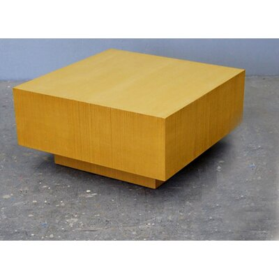 Coffee Table Size: 18, Finish: Mustard Yellow