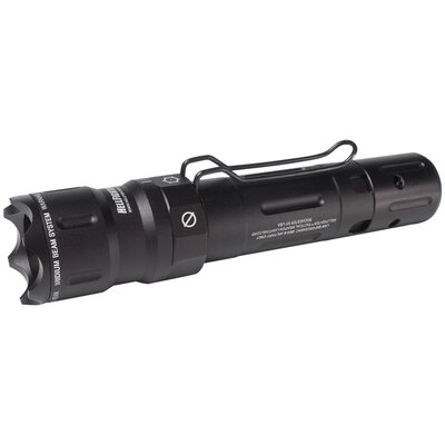 X-12 Rechargeable Tactical Light with Interrogator Bezel