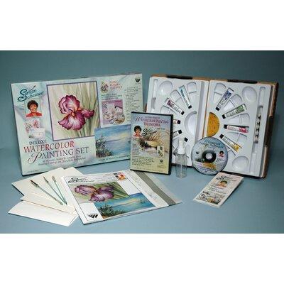 SCHEEWE DELUXE WATERCOLOR SET WITH DVD S8900