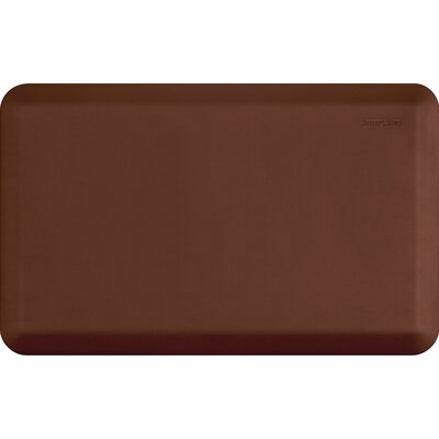 Classic Kitchen Mat Rug Size: 32 x 20, Color: Brown