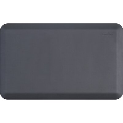 Kadalynn Kitchen Mat Mat Size: Rectangle 32 x 20, Color: Gray