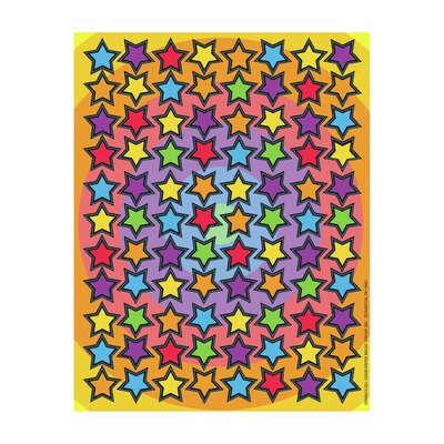 Mini Stars Sticker (Set of 3) EU-656891