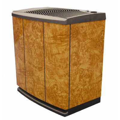 EssickAir Console Style Evaporative Air Whole House Humidifier in Oak Burl at Sears.com