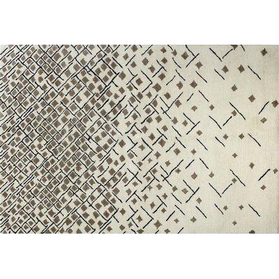 Ashland Ivory Area Rug Rug Size: Rectangle 5 x 76