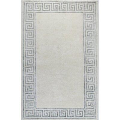 Sussex Ivory Rug Rug Size: 79 x 99