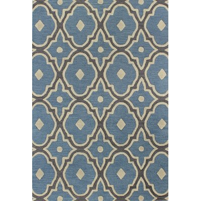 Rajapur Light Blue Area Rug