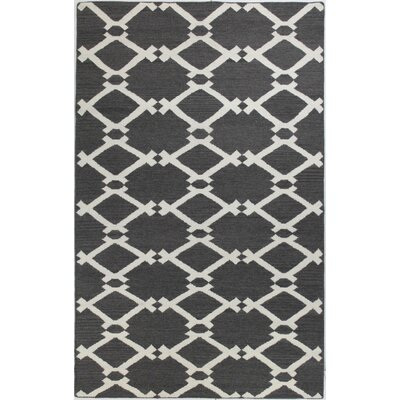 Rockport Taupe Area Rug Rug Size: 76 x 96