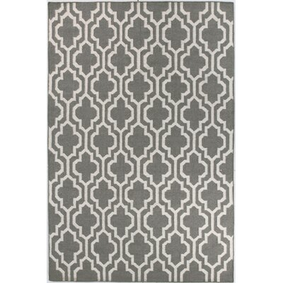Latika Hand-Woven Grey Area Rug Rug Size: Runner 2'6