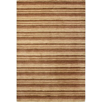 Fulham Mocha Area Rug Rug Size: Rectangle 5 x 76