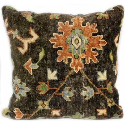 Ridgewood Throw Pillow Size: 18 H x 18 W x 0.75 D