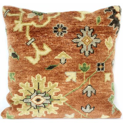 Ridgewood Throw Pillow Size: 24 H x 24 W x 0.75 D