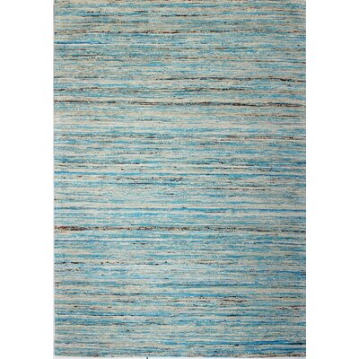 Shepherd Light Blue Area Rug Rug Size: Rectangle 5 x 7