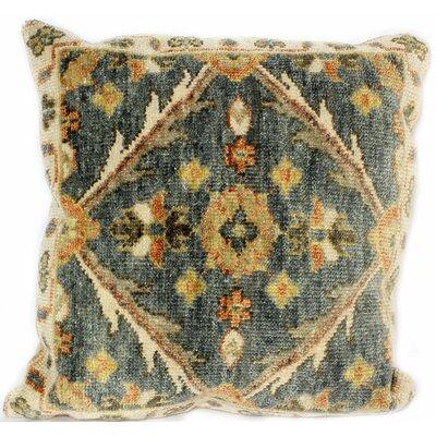 Ridgewood Throw Pillow Size: 24 H x 24 W x 0.75 D