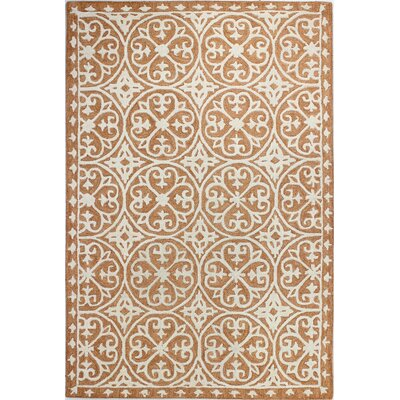 Hand-Tufted Spice Area Rug