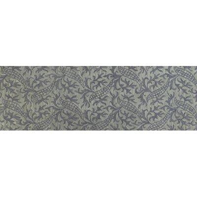 Maccharles Slate Rug Rug Size: Runner 26 x 8