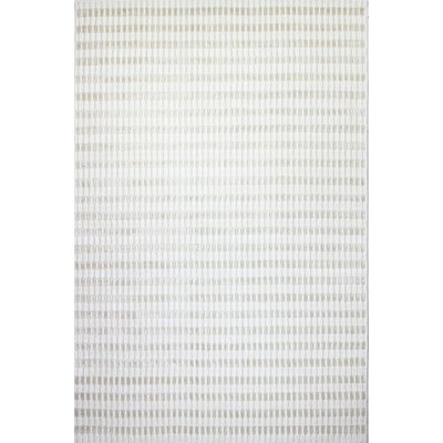 Opulent Champagne Area Rug Rug Size: 39 x 59