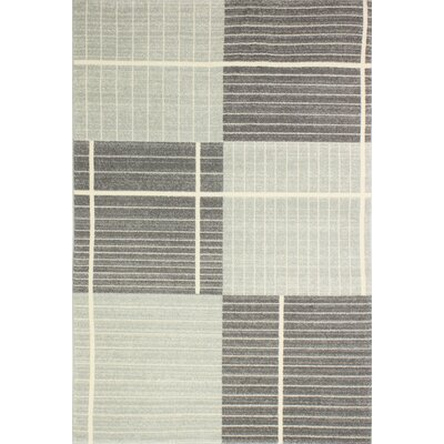 Wilbraham Silver Area Rug Rug Size: 76 x 96