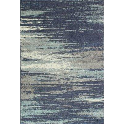 Heilman Blue Area Rug Rug Size: 36 x 56