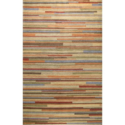 Sussex Striationss Area Rug Rug Size: 39 x 59