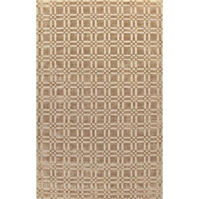 Opulent Mocha Rug Rug Size: 56 x 86