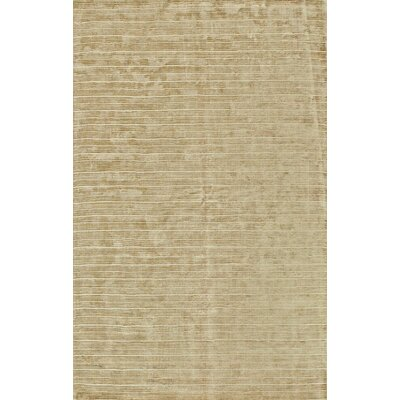 Opulent Butternut Area Rug Rug Size: 39 x 59