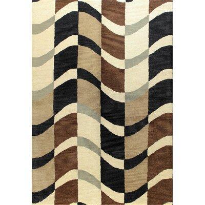 Punjab Multi-Colored Rug Rug Size: 5 x 76