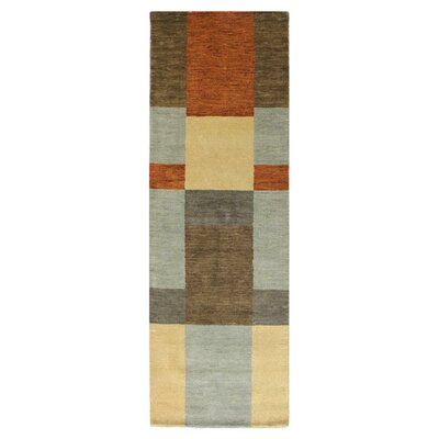 Fulham Area Rug Rug Size: Runner 26 x 8