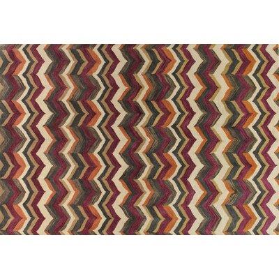 Madows Lilac Rug Rug Size: 76 x 96