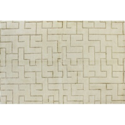 Sussex Ivory Rug Rug Size: Rectangle 3'9