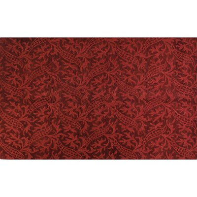 Savannah Red Rug Rug Size: 5 x 76