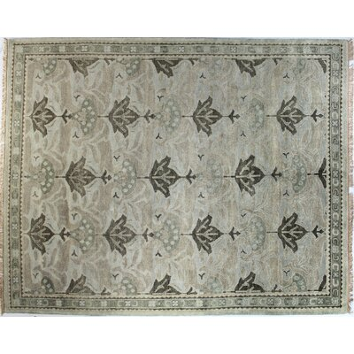 Charleston Slate Area Rug Rug Size: Rectangle 79 x 99