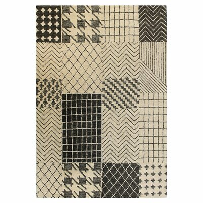 Meyers Ivory Rug Rug Size: Rectangle 86 x 116