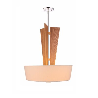 Angle 3-Light Pendant