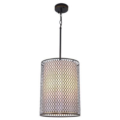 Ferrigno 3-Light Pendant Finish: Bronze