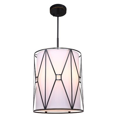 Hultgren 5-Light Foyer Pendant Finish: Bronze