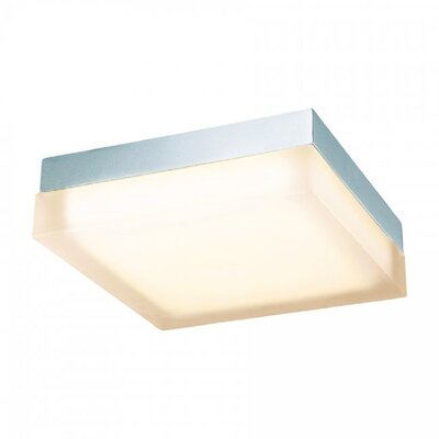 Dice 1-Light Flush Mount