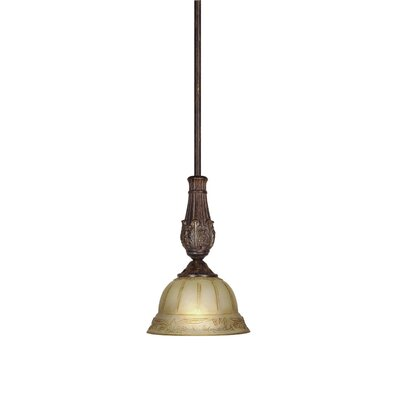 Lucerne 1-Light Mini Pendant