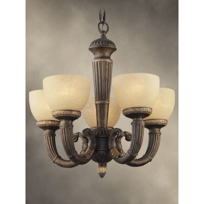 Willingham 5-Light Candle-Style Chandelier